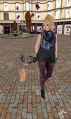 Come Together (Jem Sternhall) Tags: secondlife humor funny fallingapart