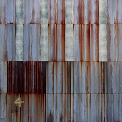 4 by 4 (jtr27) Tags: dsc06500e jtr27 sony alpha nex7 nex emount mirrorless ilce ilc csc sigma 60mm f28 dn dna dnart sigmaart square rust oxidation corrosion corrugation corrugated southportland maine newengland