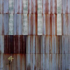 4 by 4 (jtr27) Tags: dsc06500e jtr27 sony alpha nex7 nex emount mirrorless ilce ilc csc sigma 60mm f28 dn dna dnart sigmaart square rust oxidation corrosion corrugation corrugated southportland maine newengland
