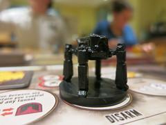 scythe (cleanskies) Tags: kickstarter scythe mech gamepiece
