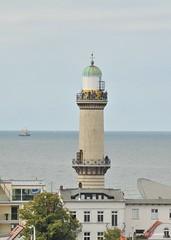 Rostock-Warnemnde (Simpel1) Tags: schweden sweden malm nikon nikond300 rostock warnemnde leuchtturm lighthouse