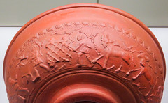 IMG_6392 (jaglazier) Tags: 2016 2ndcentury 2ndcenturyad adults animals ceramics clay cologne copyright2016jamesaglazier deciduoustrees germany griffins hunters hunting imperial koln kln men moldings museums mythical nets pottery red roman romangermanicmuseum rmischgermanischesmuseum september trees archaeology art crafts earthenware germanic hunts landscapes manlions molded terrasigillata unglazed