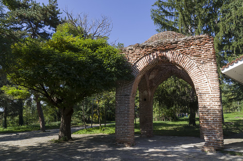 Remains of the Turkish family tomb, 10.10.2014.