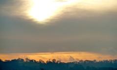 Turneresque Skies (richwall100 - Thank you for Three Million views) Tags: sky skyscape clouds sunrise dorset motcombe treeline turneresque