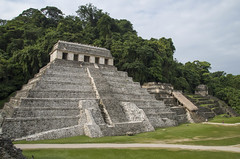 Palenque, Mexiko (ulrike.heck) Tags: ulrikeheck mexiko chiapas pyramide templo urwald wald ausgrabungsstätte tropen karibik