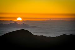 Waves of Clouds - Haleakal National Park (aparlette) Tags: nationalpark haleakalnationalpark outdoor landscape haleakal sunrise clouds kula hawaii unitedstates us