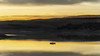 Suave reposo - Pantano de Alloz (Heranv) Tags: suave reposo amarillo naranja atardecer pantano alloz barca