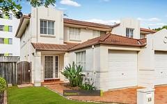 13/17 Conie Avenue, Baulkham Hills NSW