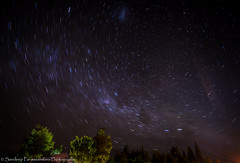Milky Way + Star Trails (deepans = Sandeep) Tags: milkyway laketekapo startrails night nightphotography nightshot longexposure nz southisland wideangle astrophot ngc natgeo