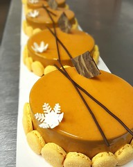 #marioragona www.marioragona.com #noel #merrychristmas #laqualescandicci #pavonitalia #entremets #cioccolato #mango #albicocca