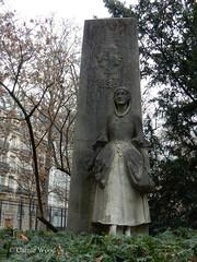Jardin du Luxembourg (Fontaines de Rome) Tags: paris jardin luxembourg monument jules massenet raoul charles verlet paul gasq manon
