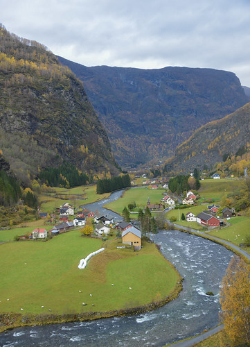 Flåmsbana - Crowned the most beautiful train journey in the world