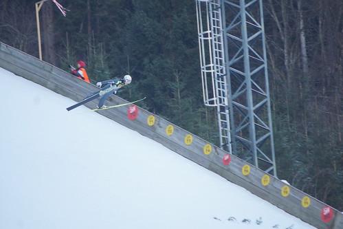 Skispringen Engelberg