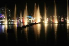 (vijay_chennupati) Tags: light colour art water fountain night photography sydney illumination vivid australia projection newsouthwales