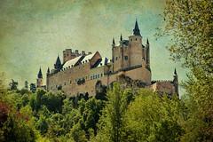 El Alcázar de Segovia II (osolev) Tags: españa castle photoshop spain europa europe fort ps fortaleza segovia alcazar chateau turismo espagne defense castillo hdr texturas textured tourisme palacio castilla defensa fuerte castillayleon alcazardesegovia castillaleon cs5 fortificacion texturizada osolev