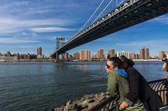 IMGP7853 (Pablo Margulies) Tags: park street newyork brooklyn pentax brooklynbridge manhattanbridge k5 da15ltd smcpda15mmf40edal