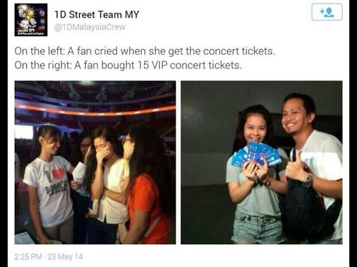 one direction tickets vip meet and greet 2014