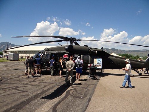 Photo - Flood Rescue Appreciation event | Boulder Airport Day