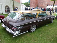 Chrysler Newport Town & Country 1962 (Zappadong) Tags: auto classic car town automobile country voiture newport coche classics oldtimer chrysler oldie 1962 carshow zeche ewald kustom 2014 youngtimer automobil herten kulture oldtimertreffen zappadong