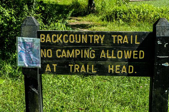 Jackson-Washington State Forest - Knobstone/Backcountry Trails - June 25, 2014