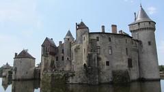 20140621-14 La Brède » Le château (XII-XV), demeure de Montesquieu (1689-1755) (bergeje) Tags: labrède