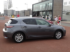 2014 Lexus CT (harry_nl) Tags: netherlands rotterdam nederland ct lexus 2014