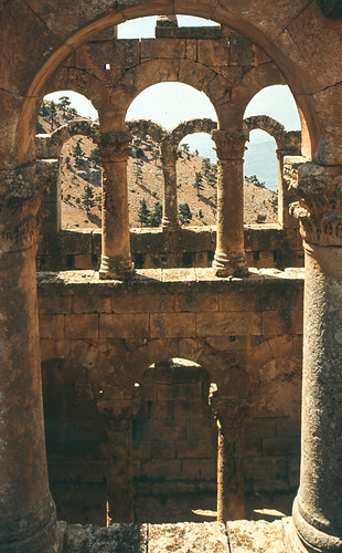 Eglise de l'Est, Alahan Manastırı, Içel