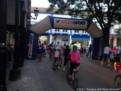 VII Marcha en bicicleta contra el cáncer en Herencia