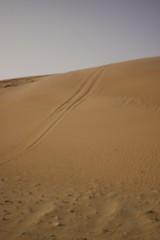 The Libyan Desert west of Siwa (stevelamb007) Tags: sahara sand track desert dune d70s egypt sanddune siwa westerndesert libyandesert stevelamb