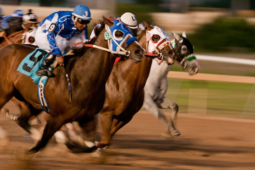 Retama Park Horse Races, From FlickrPhotos