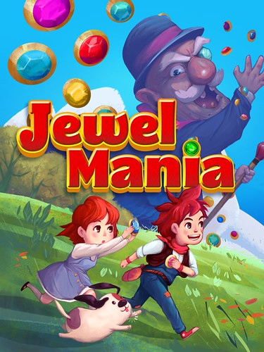 Jewel Mania Loading: screenshots, UI