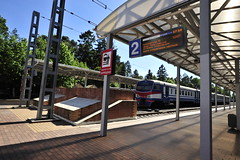 Svetlogorsk Rauschen Railway Station East Prussia Kaliningrad Oblast  a o Russia  2014 Bernhard Egger   :: eu-moto images 9460 (:: ru-moto images | pure passion...) Tags: pictures travel travelling tourism print poster photography reisen nikon media holidays europe gallery foto fotografie photographer quality urlaub fineart large images galerie professional canvas collection fotos posters stunning prints fullframe nikkor bild fx press xxl printed bilder vacanze tourismus reise collezione fotogrfico sammlung   supershot kunstdruck    canvasprints bernhardegger gruskarte eumoto eumotoimages  rumoto