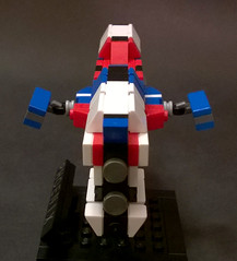 Microscale Phoenix (Rphilo004) Tags: ship lego space scifi homeworld spacecraft moc microspace microscale shiptember