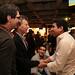 Mauricio Macri visitó hoy el Festival Ba Emprende