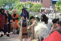 DSC_0057 (cynabunz) Tags: anime cosplay manga otakon naruto anko orochimaru narutocosplay ankomitarashi ankocosplay orochimarucosplay hiddencosplayvillage otakon2014 cynabunz