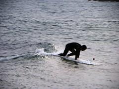 (Pacurrio) Tags: espaa beach atardecer sand mediterranean surf waves surfer board wave oleaje playa surfing arena murcia surfers cartagena olas cala ola mediterrneo tabla cresta calblanque surfeando magre