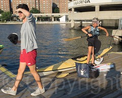 2014 Rose Pitonof Open Water Swim from Manhattan to Coney Island, New York City (jag9889) Tags: nyc newyorkcity usa ny newyork les marina swim river unitedstates manhattan unitedstatesofamerica lowereastside kayaking eastriver swimmer athlete paddling lowermanhattan waterway 2014 openwater urbanswim rosepitonof jag9889 20140809