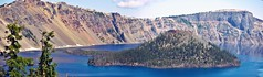 Wizard Island Panorama (Mr.LeeCP) Tags: