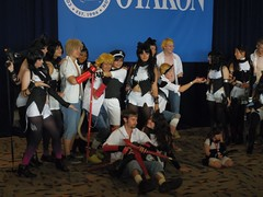 (magnet_terp) Tags: vacation photoshoot baltimore otakon conventions bcc baltimoreconventioncenter rwby otakon2014 otakon21 rwbyotakon rwbyotakon2014