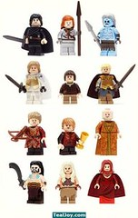 Game of Thrones Lego (preciouskidsgreatparents) Tags: game kids parents paradise lego outdoor furniture great precious wicker thrones