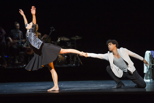 What did you think of Carlos Acosta's programme of Cuban dance?