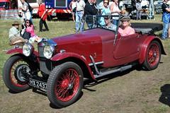 HX2437 (stamper104) Tags: classic vintage transport nash oldcar frazer 1930 worldcars alltypesoftransport transportintheframe transportoftheworld 2014astleparkrally