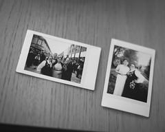 Polaroid (IdaSkoglund) Tags: friends light summer portrait smile fun polaroid pretty norwegian bnw bunad beautifull
