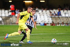 23-08-2014 - FC Cartagena 1-1 Marbella FC (Nosoloefese) Tags: fc cartagena marbella cartagonova efese prosi nosoloefese