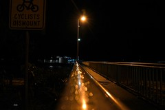 DSC_0006 (RUMTIME) Tags: light night jetty queensland coochie coochiemudlo victoriapt