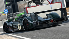 Bentley Speed 8 '03 (Maurizio Mancin | M2M Design) Tags: red car bar design model aluminum graphic wing engine cockpit automotive pins f1 bull racing tires turbo visio