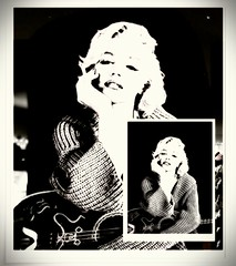 Marilyn Monroe - I wanna be loved by you  -   †  1962-08-05  - (eagle1effi) Tags: collage marilyn monroe mm celebs celeb views500 views100 views200 views600 views400 views300 views1000 views1500 photopedia fotopedia