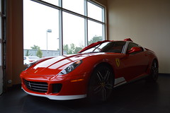 Uncovered. (nyexphotography) Tags: italian fast f1 ferrari exotic alonso rare gtb v12 599 worldcars 40made