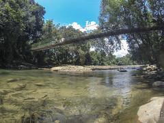 Tagal Tinopikon Park (Adam Lai) Tags: fish river underwater village massage malaysia borneo spa sabah tagal villagers freshwater moyog kadazan dusun sabahan gopro kadazandusun donggongon kasigui tinopikon