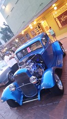 1932 Ford 5-Window Coupe (Michel Curi) Tags: auto old cruise family food classic cars ford car kids night 1932 vintage shopping fun orlando automobile florida antique arcade restaurants saturday automotive fair games voiture celebration saturdaynight entertainment gifts nighttime carros dining rides fl stores oldtown kissimmee touristattraction coches attraction automvil rollercoasters amusementparks themeparks souveniers funspot carshows cruisein 5windowcoupe wolfmanjack oldtownusa saturdaynitecruise funspotusa lovefl